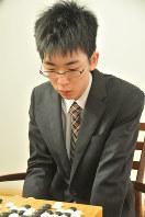 囲碁棋士の芝野虎丸七段=日本棋院提供