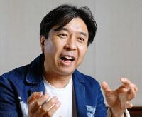 アルバムの曲を書いたのは録音の1カ月前。「夏休みの宿題はギリギリまでしないタイプでした」と話す小曽根真=大阪市北区で、菅知美撮影