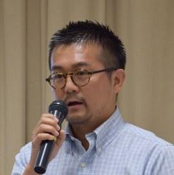 Gon Matsunaka (Mainichi)
