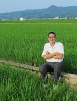 「米で6次産業化を試みたい」と構想を練る増田高3年の中川大地さん=横手市の同校で