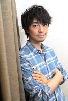 斎藤工さん=東京都港区で2017年6月27日、和田大典撮影