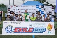 EXILE CUP 2017 北海道大会で初優勝を果たしたFelire Fc U−12