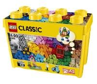 世界140カ国以上で販売されているLEGOブロック=LEGO提供