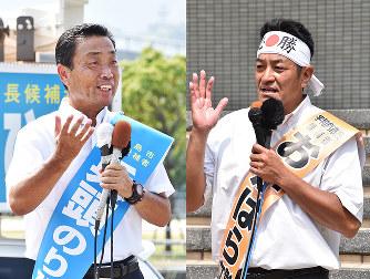選挙:宇和島市長選/宇和島市議...