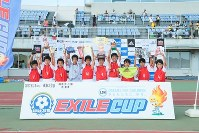 EXILE CUP 東海大会で3連覇を果たしたPIVO