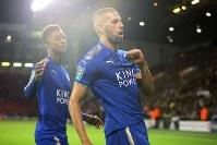 スリマリの2ゴールなどでレスターが快勝した [写真]=Leicester City FC via Getty Images