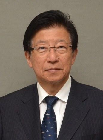 川勝知事:民進離党の細野氏に「...