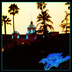 イーグルス/ホテル・カリフォルニア/ワーナーミュージック・ジャパン WPCR-80233/1500円(税別)