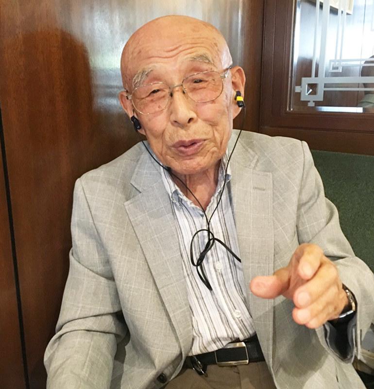 わが町にも歴史あり・知られざる大阪:/477 戦争体験を聞く /大阪 ...
