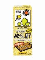 豆乳飲料「みたらし団子」味=キッコーマン飲料提供