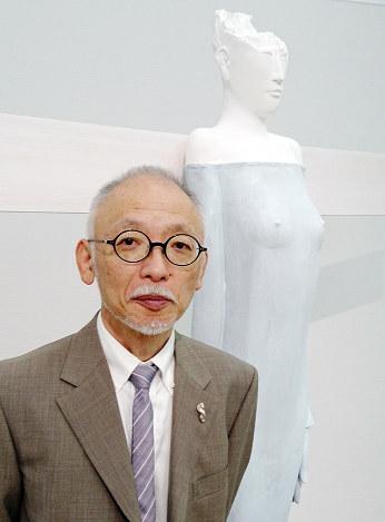 二科展:湯浅の彫刻家、橋本和明さん 「ローマ賞」受賞 /和歌山 ...
