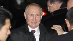 ロシアのプーチン大統領=2016年12月16日(代表撮影)