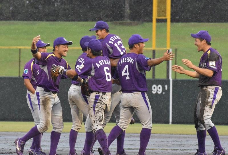 社会人野球:日本選手権 東海地...