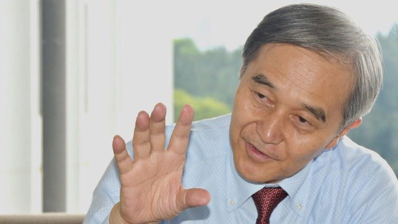 ベストセラーとなっている「定年後」の著者、楠木新さん