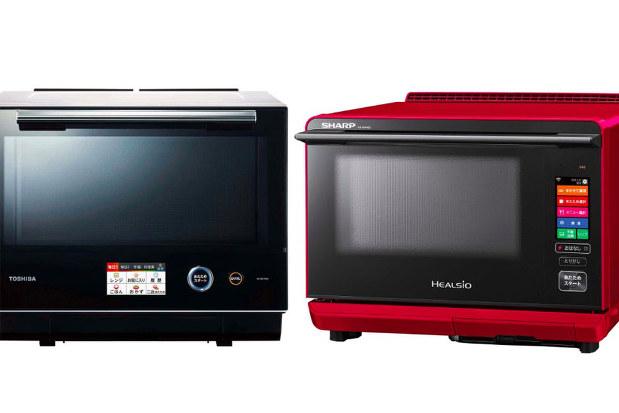 過熱 水蒸気 オーブン レンジ 比較