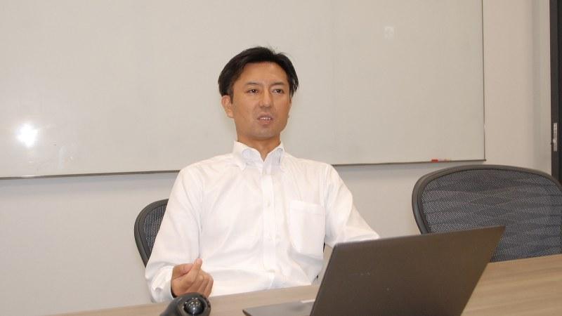 田中大輔さん
