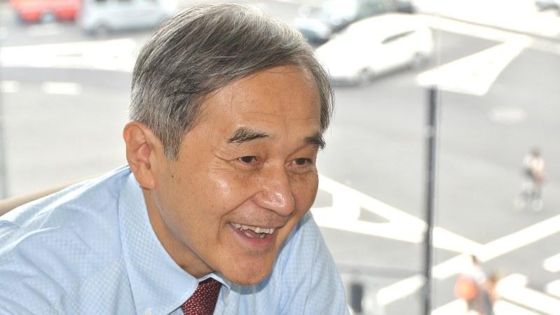 ベストセラーとなっている「定年後」の筆者、楠木新さん