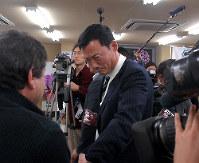 中田宏氏(次世代の党)=神奈川18区、比例復活ならず落選(2014年)