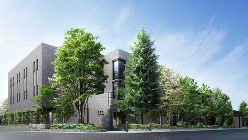 「ザ・パークハウス 二子玉川碧の杜」の外観