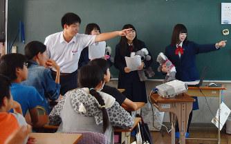 総合的な学習の時間:名張西・名...