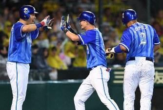 プロ野球CS:DeNA、阪神に逆転勝...