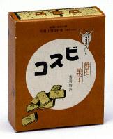 1933年に発売された当初のビスコ=江崎グリコ提供