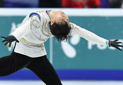 In Photos: Superstar skater Hanyu places 2nd in Moscow