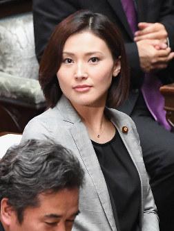 金子恵美氏(自民党)新潟4区=比例復活ならず落選
