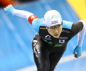 スピードスケート:全日本距離別...
