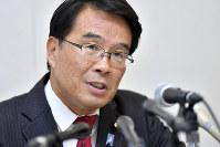 松原仁氏(希望の党)東京3区=比例で復活当選