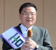 古川康氏(自民党)佐賀2区=比例で復活当選