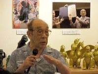 中島春雄さん 88歳=スーツアクター(8月7日死去)
