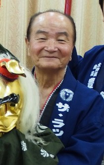 ラッキー幸治さん 77歳=太神楽曲芸師(8月26日死去)