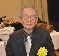新井淳一さん 85歳=テキスタイルデザイナー(9月25日死去)