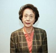小野光子さん 90歳=声楽家(9月27日死去)
