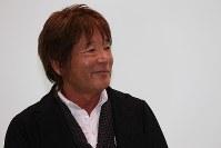 =東京都江東区の東京ビッグサイトで2017年10月26日、牟田口淳氏撮影