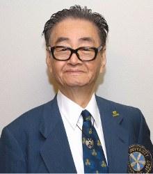 学習院大学名誉教授の篠沢秀夫さん