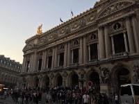 旧オペラ座の正面