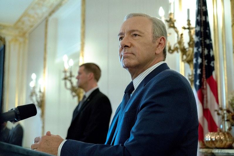 ケビン・スペイシーさんが主演し、大ヒットしたネットフリックスオリジナルドラマ「ハウスオブカード」