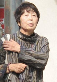 筧千佐子被告=京都府長岡京市で2014年10月、望月亮一撮影