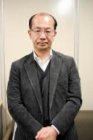 小宮信夫・立正大教授=東京都千代田区で2017年11月13日午後7時24分、谷本仁美撮影