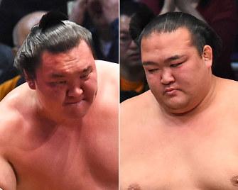 大相撲:休場ピンチの稀勢、結び...