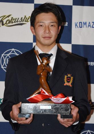 東都大学野球 春季リーグ戦で首位打者(硬式野 …