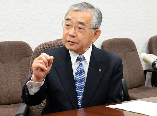 溝口知事:早期がん治療、年末入院へ 「公務影響少ない」 /島根 ...