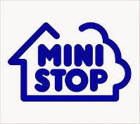 This image shows the Ministop convenience store logo.