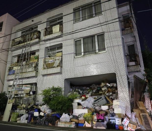 名古屋市 ゴミ屋敷