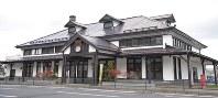 木造駅舎として道内最古の旧室蘭駅舎