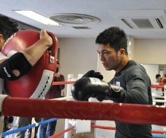 村田、2冠の先にらむ 統一王者と対戦も視野