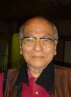 立松和博記者と社会部で同僚だった村尾清一さん=東京都杉並区で、川名壮志撮影
