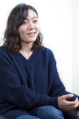Interview:鈴木杏 チャーミング...
